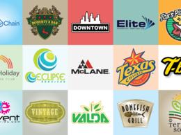 Design a Bespoke Logo + Unlimited Concepts/Revisions + Favicon