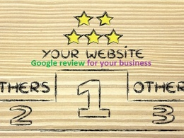 Review Your Google  Business Listing, Local , Google Maps
