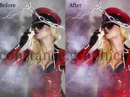 Edit/retouch professionally any photo per hour