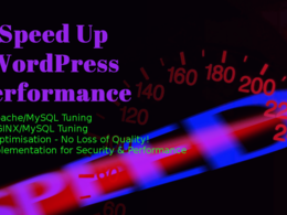 Configure your Linux Web Server for optimal performance