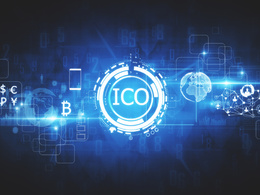 Create smart contract with ICO website for crowdfunding.