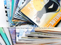 Design Professional Brochure/Catalogue/ E-Book  (20 pages)