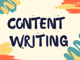 Write Blog Writing, Article Writing, And Content Writing