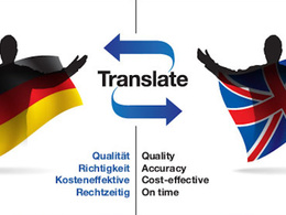 Translate 500 words of your written work GER-ENG within 24 hours