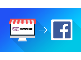 Synchronize your WooCommerce products on Facebook shop tab