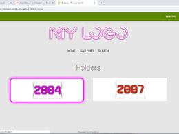Customize smugmug.com with css and html codes.