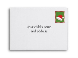 Deliver a personalised Letter from Santa