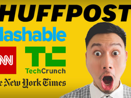 Create Backlink on Forbes, Nytimes, CNN, Huffpost, Tech Crunch
