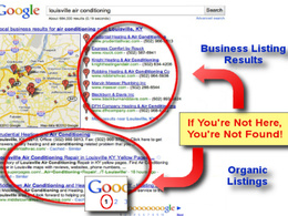 Citation Building on Top 150 Google Maps Listings For Local SEO