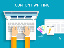 Write you a researched & engaging content for your website