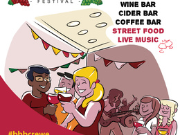 Design a cartoon poster for your event