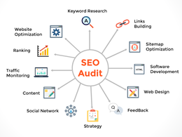 Audit your website and give detailed report of audit