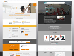 Design your Wordpress Website along with the logo