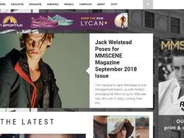 Guest post on malemodelscene.net fashion website - DA 65