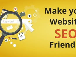 Do effective On-Site and Off-Site SEO for Your Website