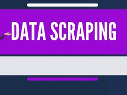 Scrape 1000 Data And Make List any kind of directory/website