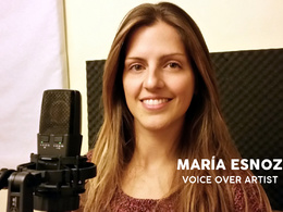 Record your Spanish voice-over  up to 200 words