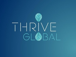 Publish Premium Guest Post on Thrive Global. Thriveglobal.com