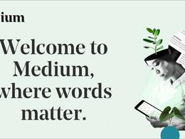 Post SEO optimized article on medium.com