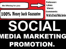 Provide 1000 LinkedIn Follower or 1200+ Social media Follower