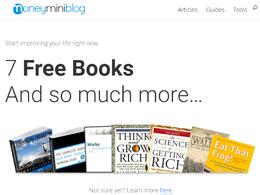Guest post on Moneyminiblog.com business website - DA 40