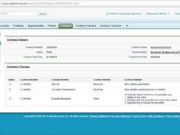 Create custom visualforce page in Salesforce