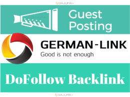 Publish 3 German Guest Post on DA 50+ German Blogs - DoFollow