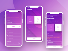 Design Professional Mobile App,Web UI
