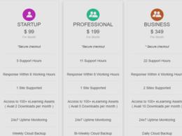 Offer 5hrs of support+ Cloud backup+ System upgrade