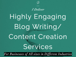 Write up to 300 words of SEO-friendly content for your website.