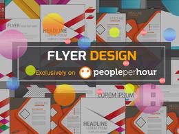 Design a luxury professional brochure / FLYER/ leaflet