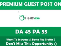 Guest Post On Healthtian.com - Healthtian Top Health Website