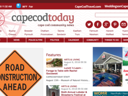 Publish a guest post on Cape Cod Today - CapeCodToday.com - DA52