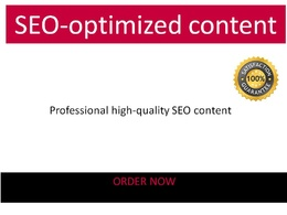 Professional high-quality SEO content ( Skyrocket traffic)