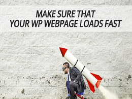 Improve wordpress website desktop version page speed upto 60+