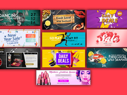 Exceptional Custom Banner, Leaflet, Flyer for Web and Print