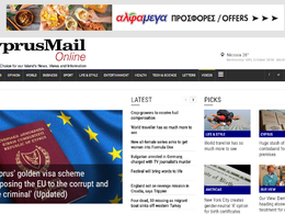 Guest post on Cyprus-mail.com news website - DA 67