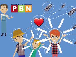 Build 5 Manual and Permanent DA PA 60+ Do Follow PBN Backlinks