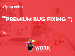 Fix/debug PHP script/code error, issue, problem, bug, solution