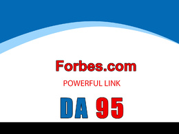 Publish guest post on Forbes - Forbes.com DA 96