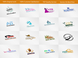 Design Elegant and Professional Logo with 100% Satisfaction