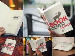 Design a unique cover for your book + unlimited revisions, files