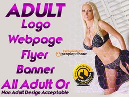 Design nude adult graphics