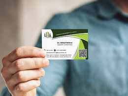 Design a  professional Business card for  £15