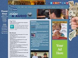 Publish a guest post on AugustaFreePress.com - DA58, PA65