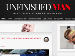 Publish a guest post on UNFINISHEDMAN.COM| DA 60| Dofollow