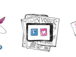 Be your social media editor, write posts and create visuals