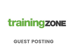 Publish a guest post on TrainingZone