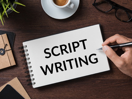 Write an impactful 1 minute video script in 1 day
