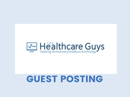 Publish a guest post on HealthCareGuys